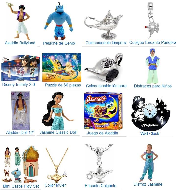 juguetes aladdin
