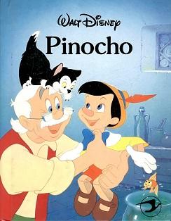 pinocho disney