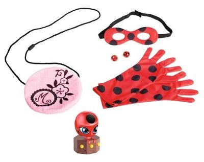 ladybug accesorios