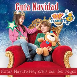 Estas Navidades, ellos son los Reyes en Toy Planet