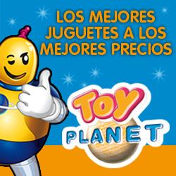 Ellos son los Reyes en Toy Planet